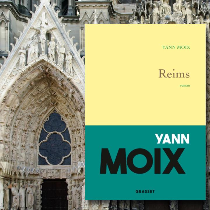 Reims, Yann Moix